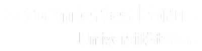 Reformiertes Forum - Universität Bern